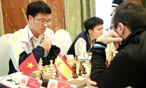 Quang Liêm đang giữ phong độ ổn định. Ảnh: HDBank.
