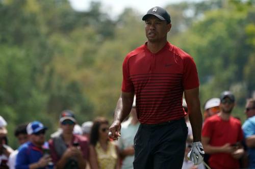 Tiger Woods chơi giải đấu hay nhất kể từ tháng 8/2013. Anh cho thấy đà hồi sinh mạnh mẽ trước sự kiện major đầu tiên trong năm - Masters Tournament.