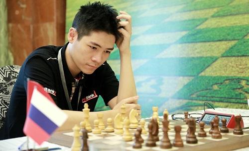 Lê Tuấn Minh độc chiếm đỉnh bảng sau ngày thi thứ tư. Ảnh: HDBank.