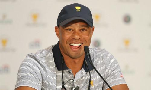 Sau nhiều lần sắm vai đội phó, đây là lần đầu tiên trong sự nghiệp Tiger Woods được chọn làm đội trưởng đội tuyển Mỹ dự Presidents Cup.