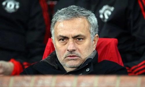Mourinho cho rằng thất bại của Man Utd tại Champions League không phải sự kiện gây chấn động. Ảnh: PA.