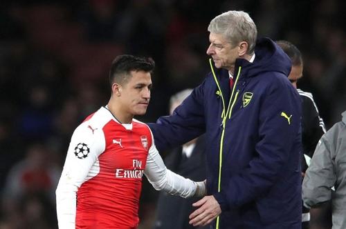 Sanchez quyết định rời Arsenal để phát triển sự nghiệp. Ảnh: Reuters.