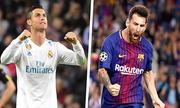 Messi - Ronaldo lên đỉnh, Neymar - Mourinho xuống vực