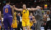 Sao bóng rổ Tây Ban Nha lại dính líu đến xô xát tại NBA