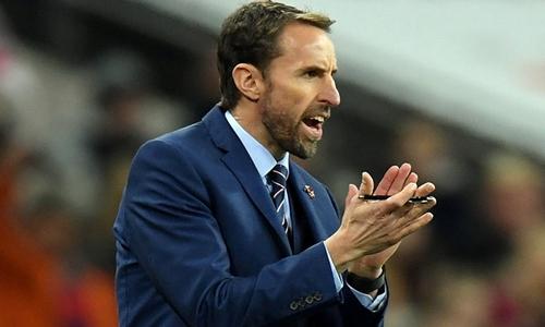 Southgate triệu tập bốn tân binh cho tuyển Anh