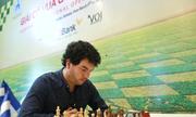Vẻ điển trai của tân vô địch giải cờ vua HDBank 2018