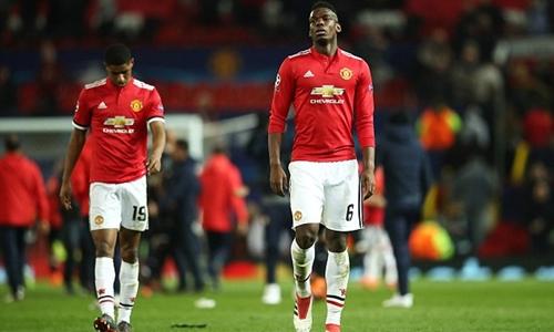 Bộ khung hiện tại của Man Utd phần lớn đều được Mourinho gây dựng. Ảnh: PA.