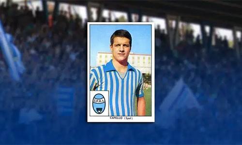 SPAL từng là bệ phóng cho một Fabio Capello lẫy lừng, cả trên cương vị cầu thủ lẫn HLV.