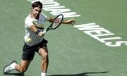 Federer tái đấu Del Potro ở chung kết Indian Wells