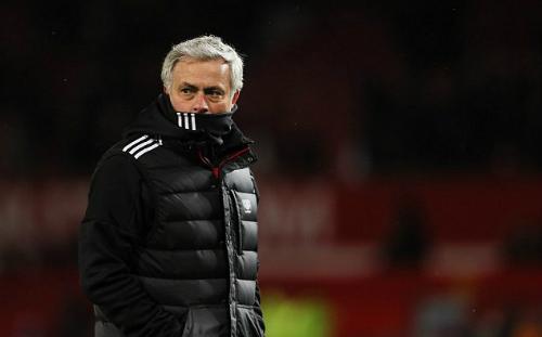 Mourinho tiếp tục xây dựng đội bóng theo ý của mình. Ảnh:AFP.