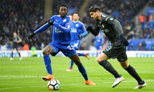 Morata giải toả cơn khát bàn thắng kéo dài gần ba tháng là tín hiệu vui cho Chelsea. Ảnh: BBC.