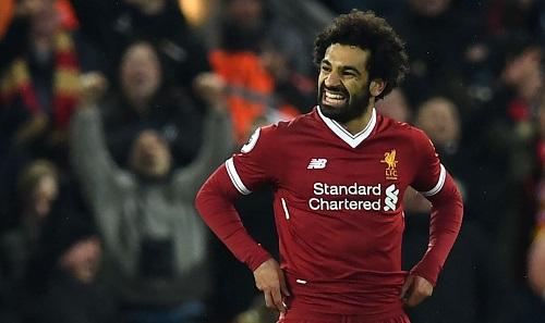 Salah muốn Liverpool vô địch Ngoại hạng Anh mùa tới. Ảnh: AFP.