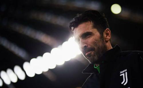 Buffon vẫn chơi bóng đỉnh cao tại Juventus. Ảnh:AFP.