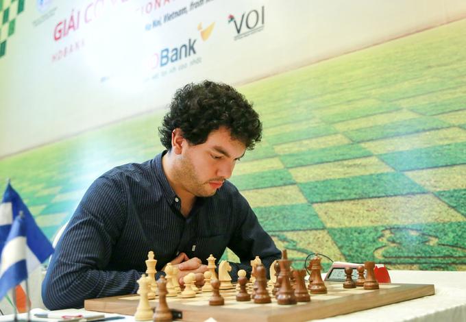 Trí tuệ và nhan sắc tại giải cờ vua quốc tế HDBank 2018
