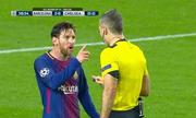 Tiền vệ của PSG tố trọng tài ưu ái Messi