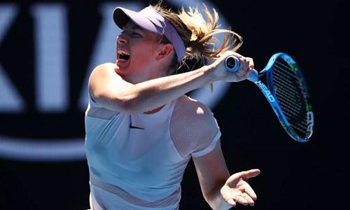 Sharapova bị chỉ trích vì không dự Miami Mở rộng