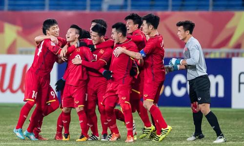 Việt Nam cần thắng Jordan ở trận thủ tục vòng loại Asian Cup 2019