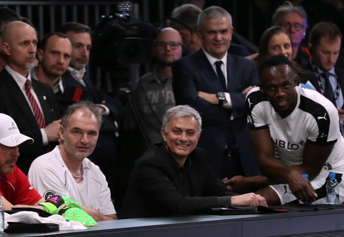 Bolt tập cùng Dortmund, tiếp tục mơ chơi bóng chuyên nghiệp