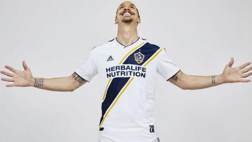 Tiền đạo người Thụy Điển vẫn là cái tên đình đám so với giải MLS. Ảnh:Sky Sports.