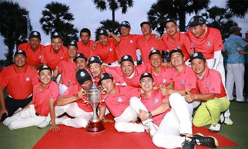 Đội miền Nam lần đầu vô địch VGA Union Cup
