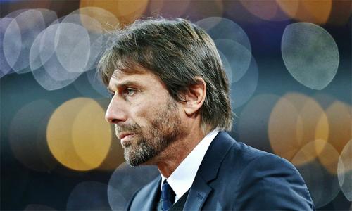Conte là ưu tiên số một của PSG khi lên kế hoạch thay người vào hè này. Ảnh: BPI.