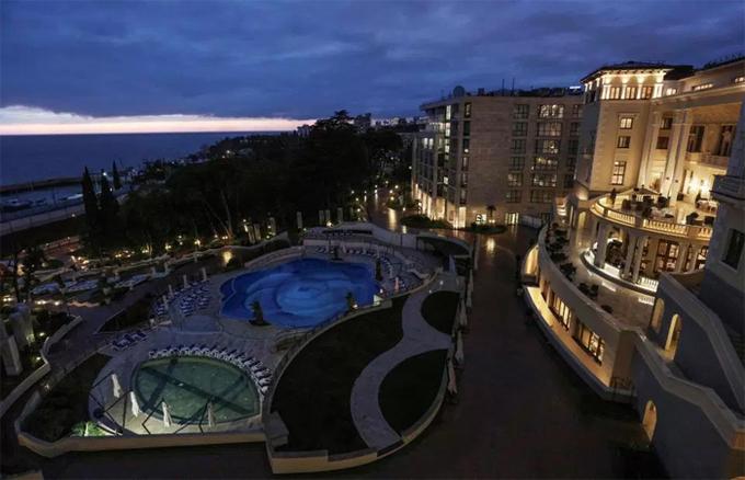 Khách sạn năm sao làm nơi đóng quân của Brazil tại World Cup
