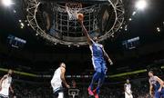 Philadelphia 76ers lần đầu vào play-off NBA sau sáu năm