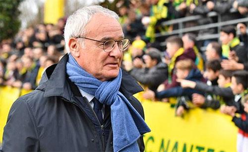 Ranieri tin tưởng vào Roma. Ảnh: DS