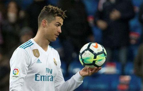 Real không muốn phí sức Ronaldo cho giải đấu không còn nhiều hy vọng. Ảnh: Marca