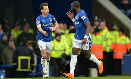 Bolasie ghi bàn duy nhất cho Everton. Ảnh: Reuters.