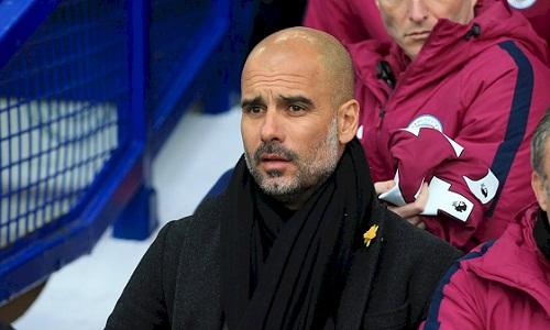 Guardiola không muốn Man City đề cao kết quả trận đấu. Ảnh: Reuters.