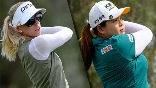 Pernilla Lindberg, người chưa có danh hiệu LPGA Tour nào trong sự nghiệp, tiếp tục phải chơi hố phụ với chủ nhân bảy cup major Park Inbee vào sáng thứ Hai để tìm ra nhà vô địch ANA Inspiration năm nay.