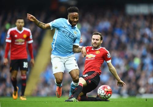 Man Utd cần không thua Man City để cản bước thầy trò Guardiola. Ảnh: PA.