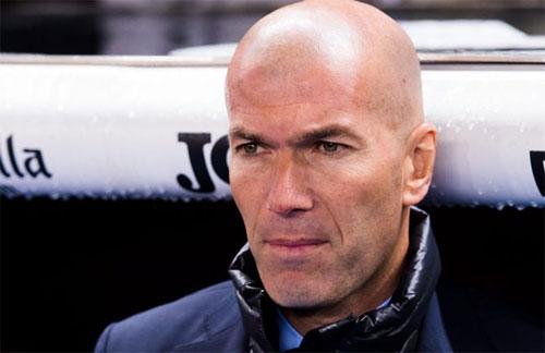Zidane luôn giữ thận trọng trước những trận đấu lớn. Ảnh: Reuters
