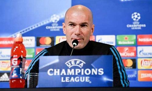 Zidane cho rằng Real đã biết chắt chiu cơ hội hơn Juventus. Ảnh: EPA.