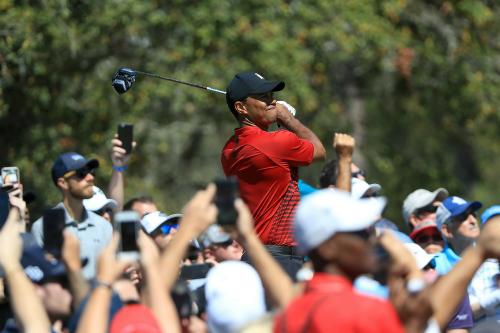 Tiger Woods, bốn lần vô địch Masters, là lý do chính khiến giá vé năm nay tăng kỷ lục.