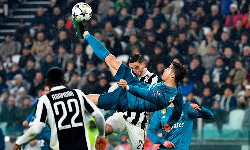 Ronaldo: 'Siêu phẩm nằm ngoài kỳ vọng của tôi'
