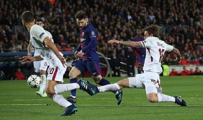 6 điều có thể bạn bỏ lỡ ở Champions League tối 4/4