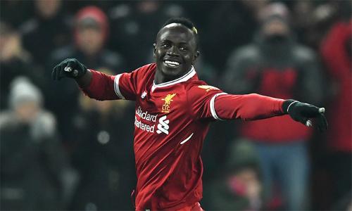 Liverpool đang bay bổng ở Champions League, nhờ tài ghi bàn của những ngôi sao tấn công như Mane.