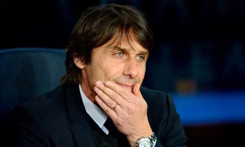 Conte cũng không còn mặn mà dẫn dắt Chelsea. Ảnh: AFP.