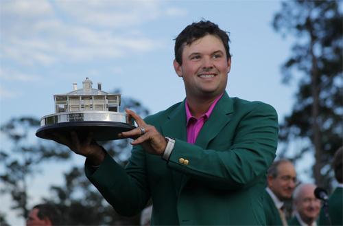 Patrick Reed là ngọn gió lạ ở Masters nói riêng và các sự kiện major nói chung. Ảnh: Reuters.