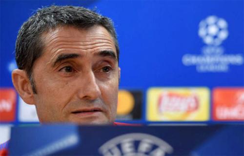 Valverde không quên sự cẩn trọng và tôn trọng dành cho đối thủ. Ảnh: Reuters