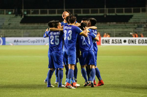 Bị gỡ hòa phút cuối, Thanh Hóa hẹp cửa đi tiếp ở AFC Cup