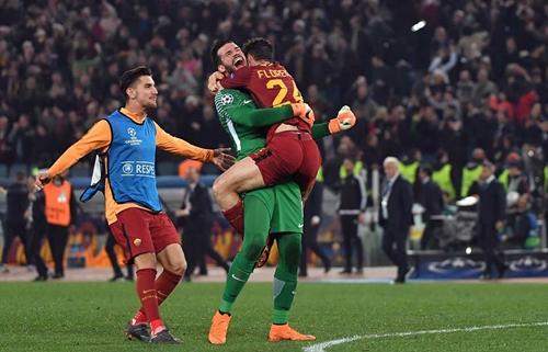 HLV Roma muốn vào chung kết Champions League