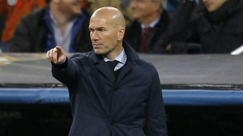 Zidane tiếp tục đánh bại đội bóng cũ Juventus trên con đường chinh phục Champions League. Ảnh:AFP.