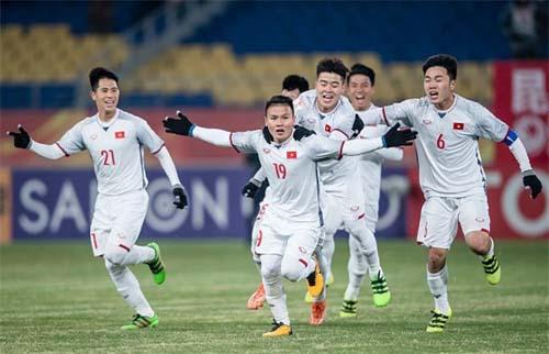 Lứa cầu thủ U23 Việt Nam được kỳ vọng sẽ thổi luồng gió mới vào sân chơi V-League.