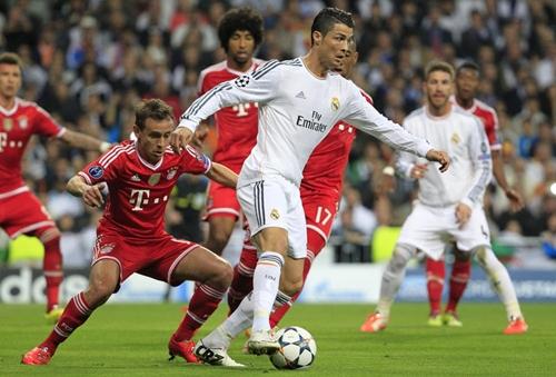 Real và Bayern là hai đội thường xuyên góp mặt ở bán kết Champions League thời gian gân đây. Ảnh: Reuters.