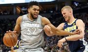 Minnesota Timberwolves dự play-off NBA lần đầu sau 14 năm