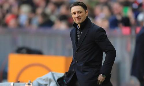 Kovac là lựa chọn bất ngờ của Bayern. Ảnh:Rex.