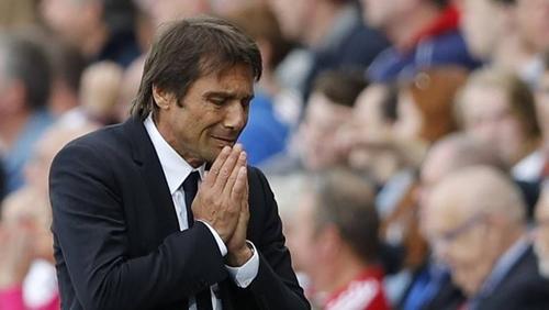 Conte cũng có thể rời Chelsea cuối mùa này. Ảnh: Reuters.